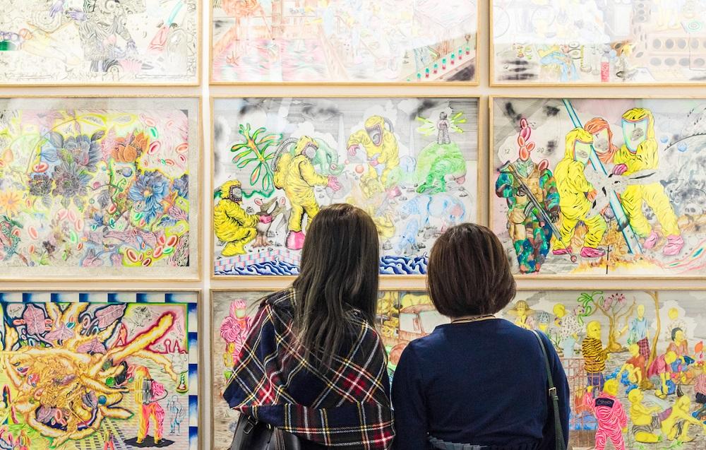 香港巴塞爾藝術展  Art Central