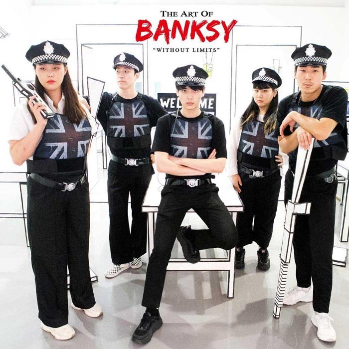 Banksy 2021
